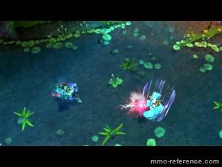 Vidéo League of Legends - Le GamePlay explosif du jeu