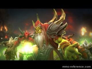 Vidéo Heroes of the Storm - Présentation du héros Gul'dan