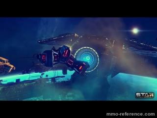 Vidéo Star Conflict - Vaisseau - Berserker