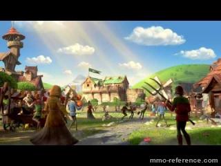 Vidéo GoodGame Empire - Trailer de Production King