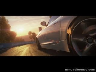 Vidéo World of Speed - La BMW Z4 sDrive30i