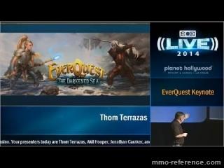 Vidéo Trailer du MMORPG EverQuest Depths of Darkhollow