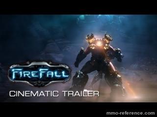 Vidéo Firefall - Cinmétique du jeu de tir futuriste