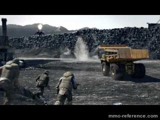 Vidéo Soldiers Inc - Cinématique du jeu MMORTS en ligne pour navigateur