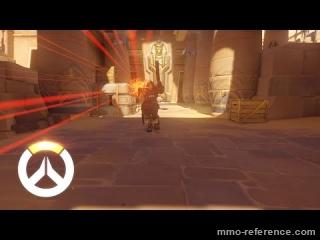 Vidéo Overwatch - Les capacités du mercenaire Faucheur