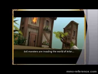 Vidéo Arcane Legends - Le trailer fantasy du mmorpg