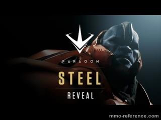 Vidéo Paragon - Découvrez le héros Steel