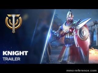 Vidéo Skyforge - La nouvelle classe du Chevalier