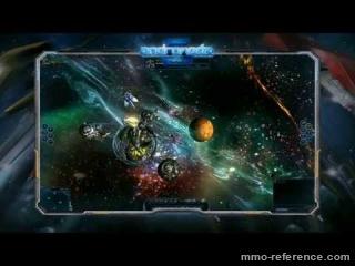 Vidéo Andromeda 5 - Le trailer de présentation du mmo spatial