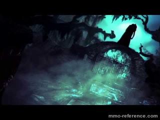 Vidéo Strife - Trailer du moba avec le personnage Rook
