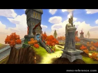 Vidéo Villagers and Heroes - Trailer du mmo social free to play