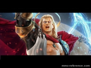Vidéo Skyforge - My.com annonce son nouveau mmorpg 2016 free to play