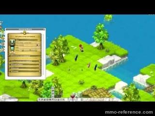 Vidéo Mmorpg Wakfu - Bien maitriser les interfaces de jeu