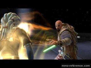 Vidéo SWTOR - La classe du Jedi Consulaire