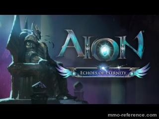 Vidéo Aion 5.0 - La cinématique de Echoes of Eternity