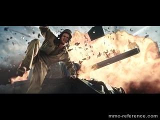 Vidéo War Thunder - Spot Tv en Français pour la promotion du jeu