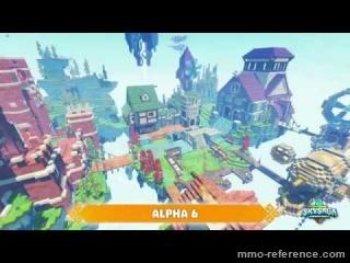 Vidéo SkySaga - Alpha 6 Trailer