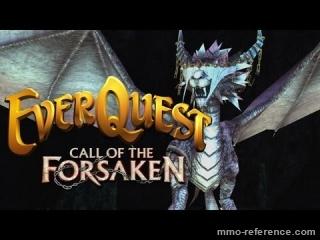 Vidéo Trailer du MMORPG EverQuest - Call of the Forsaken