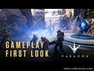Vidéo Paragon - Premier aperçu du gameplay du moba