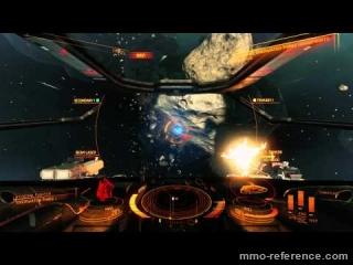 Vidéo Elite Dangerous - Apha Test #1