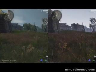 Vidéo Survarium - Nouvelle performance de rendu sur les PC de bas de gamme