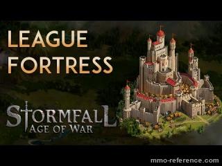 Vidéo Stormfall - Tout sur la League Fortress