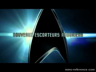 Vidéo Aperçu des nouveaux vaisseaux dans Star Trek Online