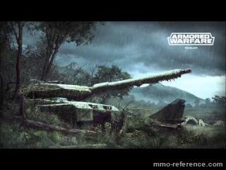Vidéo Armored Warfare - Bande son du jeu