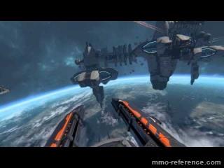 Vidéo Star Conflict - Le mode Oculus Rift sur les plateformes: Mac, Win et Linux