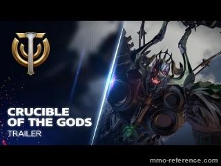 Vidéo Skyforge - Trailer de la première mise à jour Crucible of the Gods