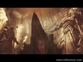 Vidéo Diablo III - Cinématique d'ouverture de Diablo III: Reaper of Souls