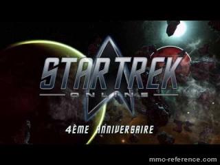 Vidéo Star Trek Online - 4 ans du mmorpg