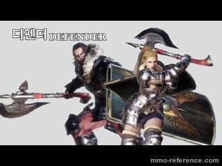 Vidéo WolfKnights Online - DEFENDER