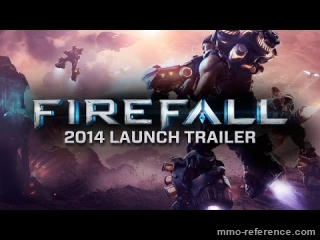 Vidéo Firefall - Lancement officiel du jeu de tir