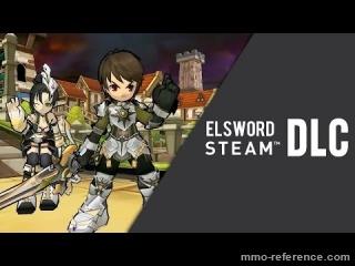 Vidéo Elsword - Pack aventuriers Steam