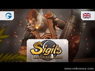 Vidéo Sigils - Le moba pour tablette gratuit