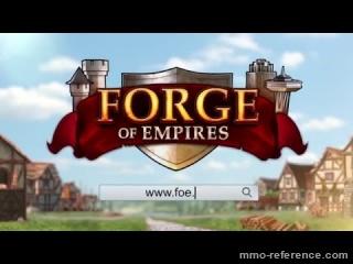 Vidéo Forge of empires - Spot TV 2016 du jeu de stratégie