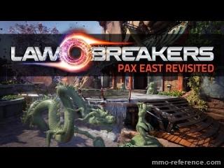 Vidéo LawBreakers - Bande annonce à la PAX East