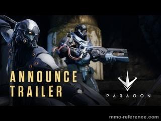 Vidéo Paragon - Trailer du moba 2014 pour Playstation 4 et Pc