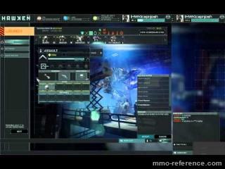 Vidéo Hawken - Livestream des développeurs #2