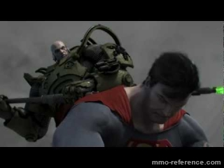 Vidéo DC Universe Online - Cinematique du jeu de super héros