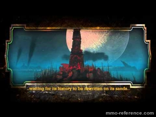 Vidéo Planet Toulan - Bande annonce premier MMO au thème arabe