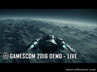 Vidéo Star Citizen - Live Alpha 3.0 HD