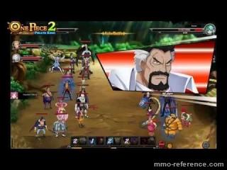 Vidéo One Piece online 2 - Découverte du jeu de One Piece en ligne