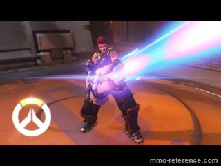 Vidéo Overwatch - Les capacités de protection de Zarya