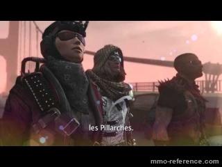 Vidéo Découverte du mmo free to play Defiance