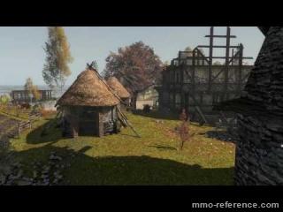 Vidéo Life is Feudal - La construction d'un village entier