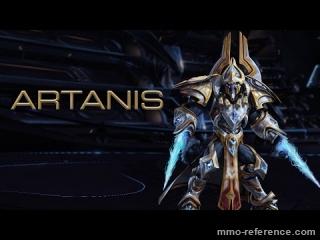 Vidéo Heroes of the Storm - Présentation du héros Artanis