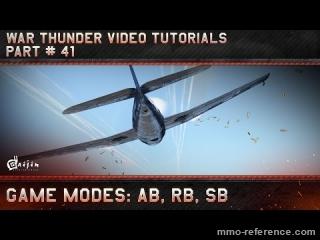 Vidéo Les différents modes de jeux dans War Thunder