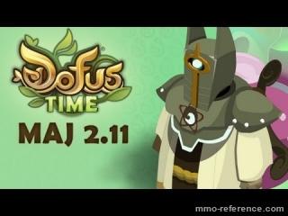 Vidéo Dofus - Quoi de neuf dans la 2.11 ?